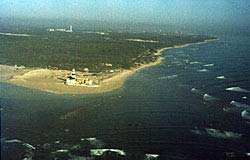Cape Recife, aerial view